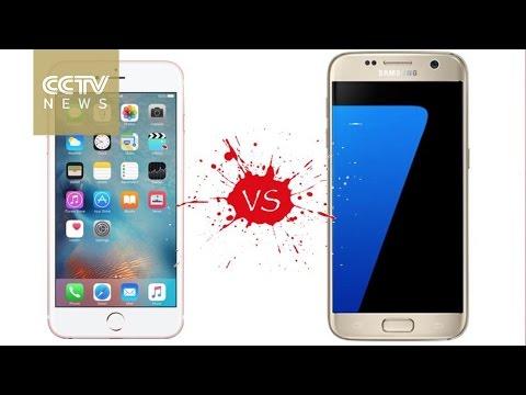 Apple vs. Samsung: US Supreme Court hears phone design patent case