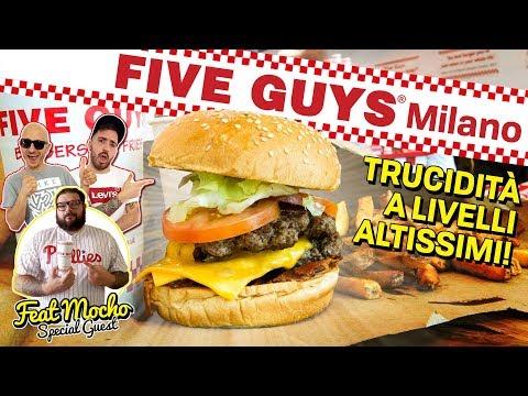 FIVE GUYS MILANO! feat. MOCHO
