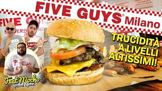 FIVE GUYS MILANO! feat. MOCHO