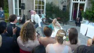 Funny Wedding First Dance - MC Hammer - Hammertime!
