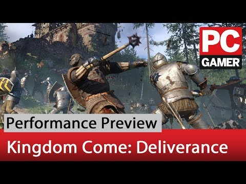 Kingdom Come: Deliverance may be the new heir to the Crysis