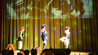 a live lily white binetsu kara mistery cosplay cover