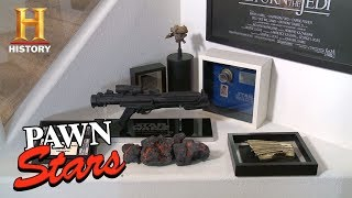 Pawn Stars: Original Star Wars Screen-Used Props | History