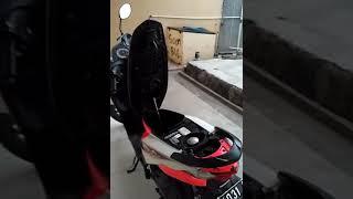 Canggih,, Hidrolik jok motor di BEAT FI