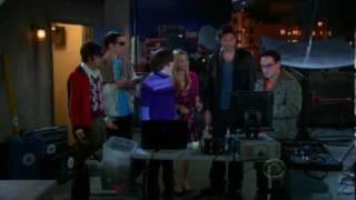 Stupid Guy in The Big Bang Theory