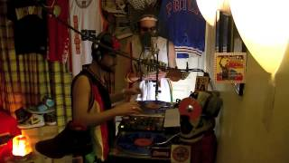 REGGAE JUICE live guest MR. SAMY NBA special slam dub contest