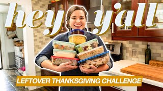 Thanksgiving Leftover Recipes Challenge | Turkey Quesadillas + Mac & Cheese | Hey Y'all