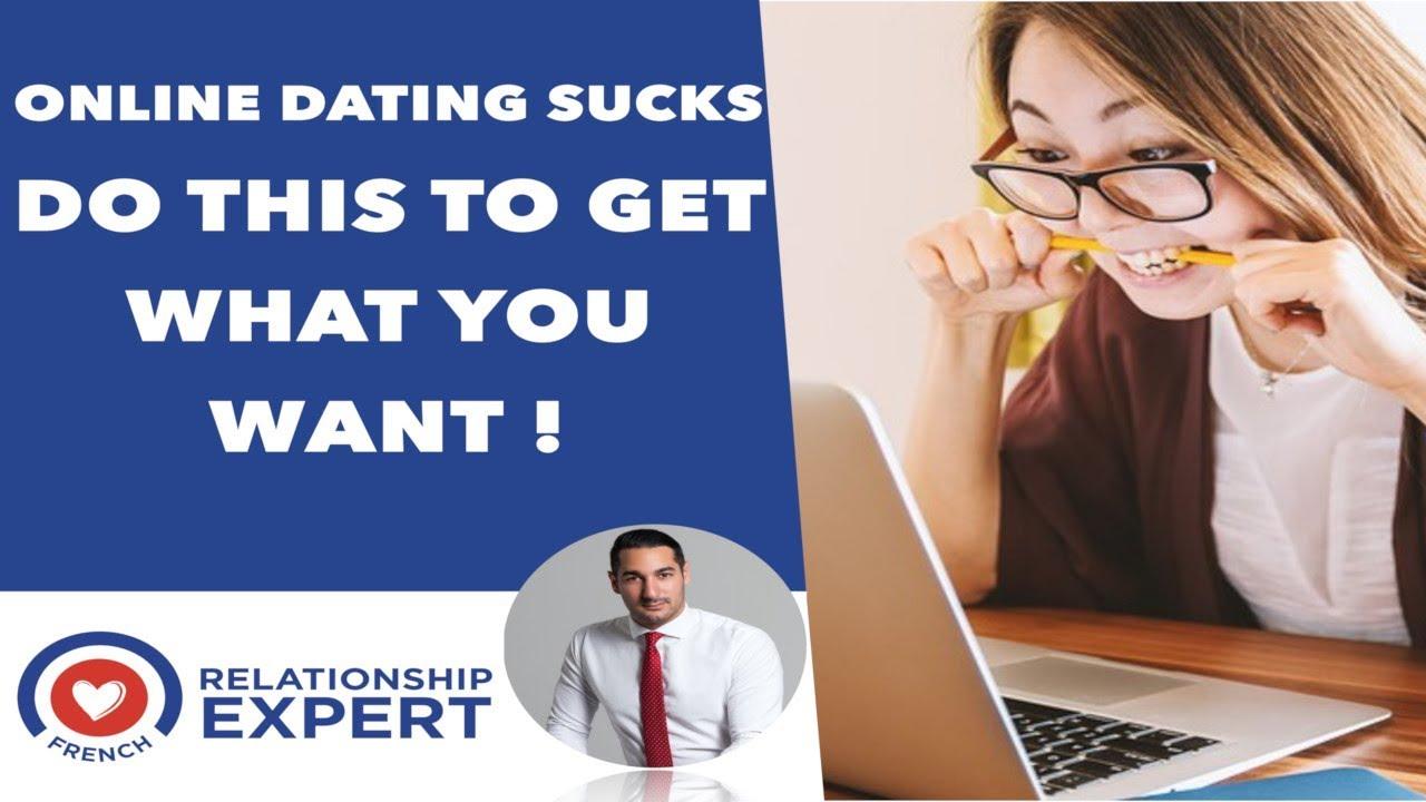 Why online dating sucks