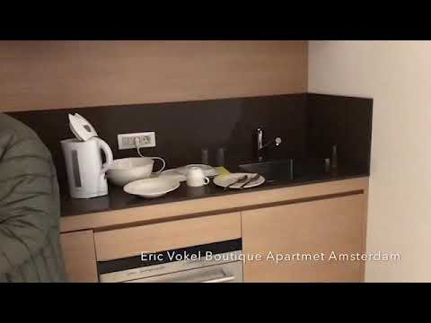 Eric Vokel Boutique Apartments Amsterdam