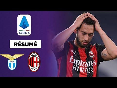 🇮🇹 Résumé - Serie A : Milan perd gros contre la Lazio !