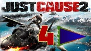Just Cause 2 SP LP | 4.díl - Lagózní laggy !