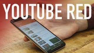 YouTube Red exclusive first hands-on