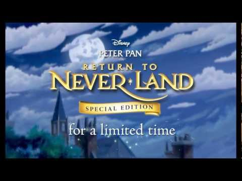 Return to Never Land is listed (or ranked) 47 on the list The Very Best Children's Movies