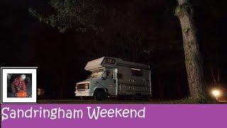 Sandringham Motorhome Weekend