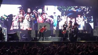 Die Toten Hosen live at Nova Rock 2012 - Freunde.MOV