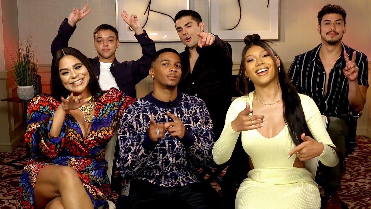 """Download The """"On My Block"""" Cast Plays Who's Who"""
