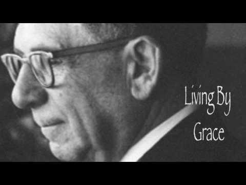 Living By Grace   By Joel S Goldsmith