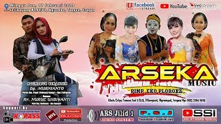 Live Streaming Campursari ARSEKA MUSIC // ARS AUDIO (Jilid 1) // HVS SRAGEN MALAM