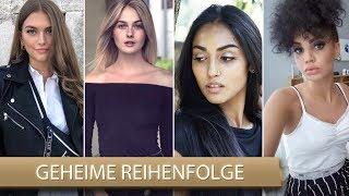 GNTM 2019: Die Top 15 - Wer fliegt wann? (Geheime Liste) | REIHENFOLGE