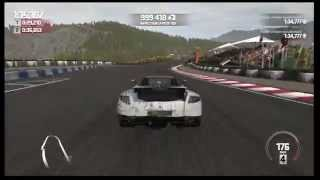 driveclub challenge 1 000 000 de points plus drift