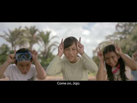 PETRONAS Kaamatan Gawai 2017 - Siapa Jojo?  #strongertogether