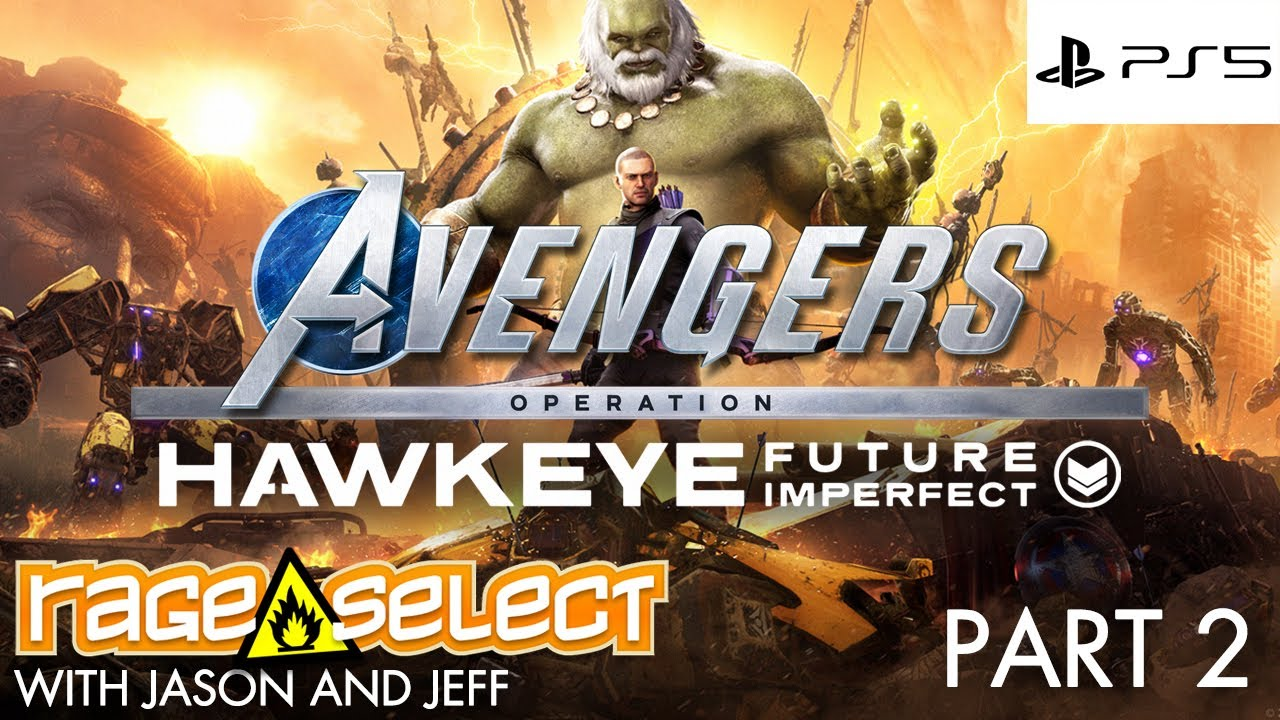 Marvel's Avengers: Future Imperfect - PS5 (The Dojo) Let's Play - Part 2