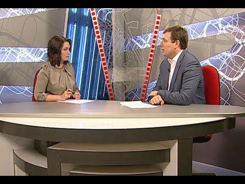 Телекомпания Град: Николай Скорик – гость программы «Тема дня»
