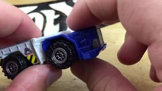 Matchbox Mountain Mover Dump Truck Review!
