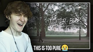 THIS IS TOO PURE! (BTS V (방탄소년단) 'Winter Bear' | Music Video…