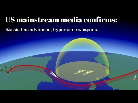 Russia's hypersonic weapons operational by 2020