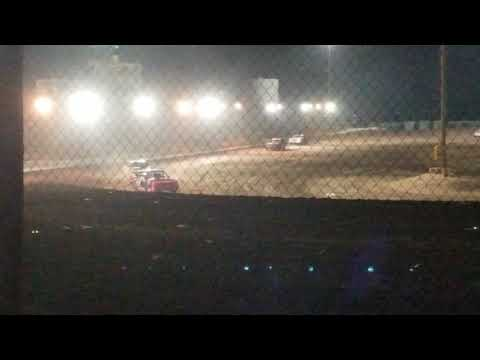 Main event 5/19/18 #7447 USRA stock car at southern new Mexico speedway  5th place