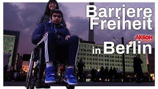 Mein behinderter Bruder und ich testen: Wie barrierefrei ist Berlin?