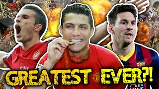 The Greatest Individual Performance In Football History Is... | #SundayVibes