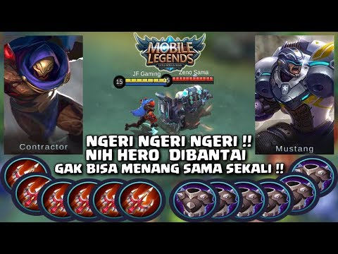 AULRAD VS JOHNSON || ENDLESS BATTLE VS BLADE ARMOR || MOBILE LEGENDS