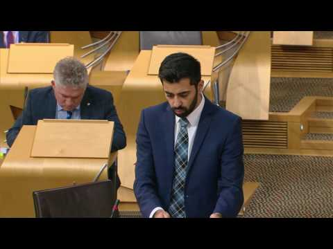 Supporting and Strengthening Scotland's Island Communities - Scottish Parliament: 24th November 2016