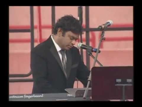 A.R.Rahman's Special Performance At Miami University 2012 | Rahman 360º