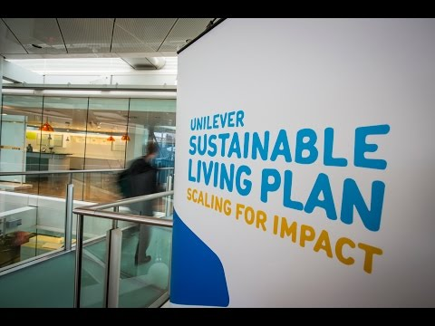 Unilever Sustainable Living Plan 2014: Scaling for Impact