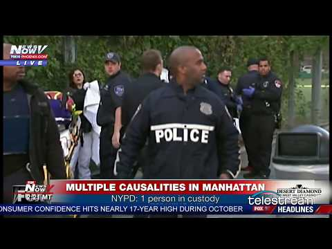 BREAKING: Act of Terror In New York City - 8 Dead (FNN)