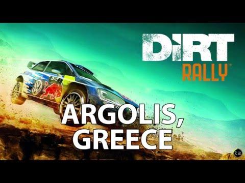 dirt rally xbox one argolis greece youtube. Black Bedroom Furniture Sets. Home Design Ideas