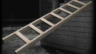 Ladder Safety (3 Of 5): Job Constructed Ladders