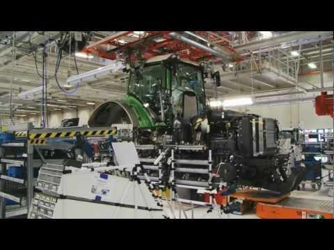 AGCO/Fendt Werkseröffnung 2012 - Die Highlights