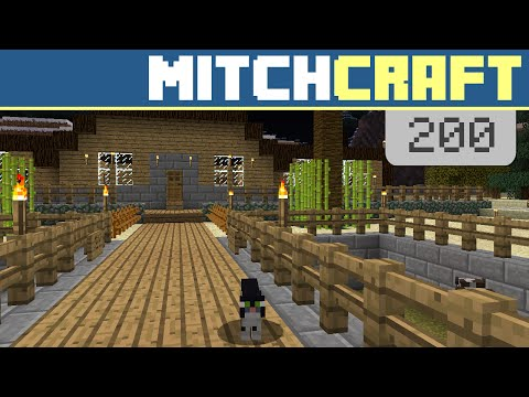 700+ Subscriber World Tour Special! - Mitch Plays Minecraft - Ep 200