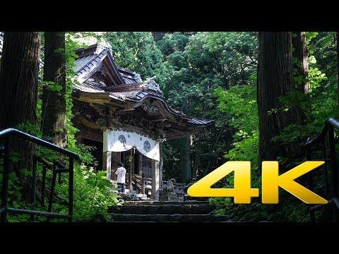 Towada Shrine - Aomori - 十和田神社 - 4K Ultra HD