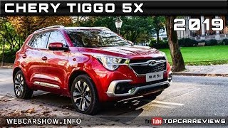 2019 CHERY TIGGO 5X Review Rendered Price Specs Release Date