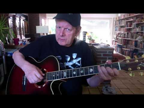 I´m not the only oneSam Smith Guitar tutorial by Siggi Mertens