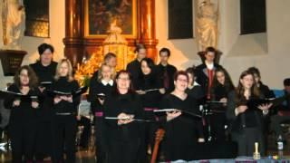 """Herr wir bitten komm und segne uns - Chor """"The Voices"""""""