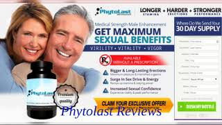 Phytolast (AU, NZ) – Enhance Libido & Stay Harder With More Sex Power