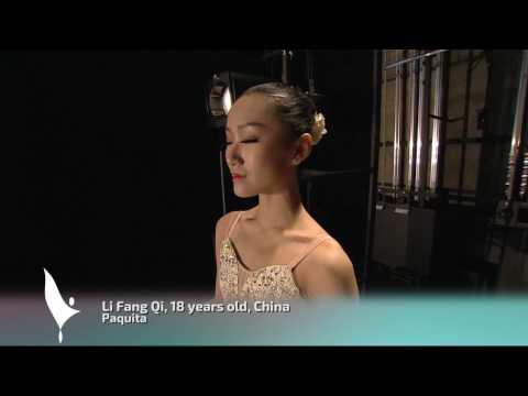 Li Fangqi, 312 - Finalist - Prix de Lausanne 2017, classical