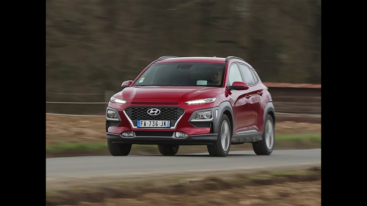 Hyundai Derniers Mod C3 A8les >> Essai Hyundai Kona 1 6 Crdi 115 Creative 2019