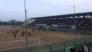 Derby della Locride. Locri-Siderno 06 03 2016